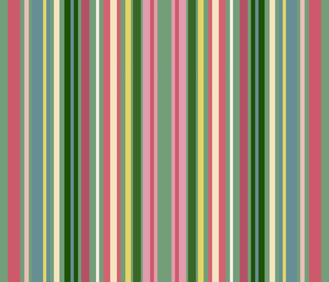 God is Love Stripe fabric by paragonstudios on Spoonflower - custom fabric