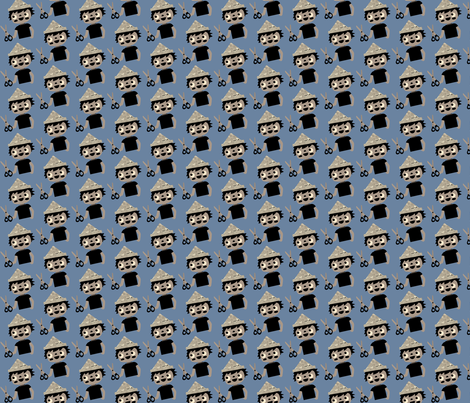 crafty boy fabric by heidikenney on Spoonflower - custom fabric