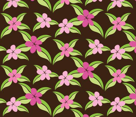 Pink Hawaiian Plumeria
