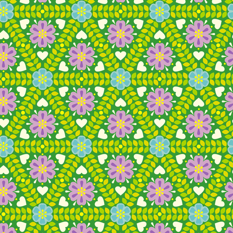 Hildur C fabric by helena on Spoonflower - custom fabric