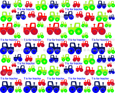 Tractor_fabric