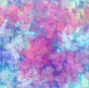Pink_and_Blue_Leaf