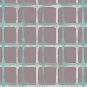 Mod Plaid (grey)