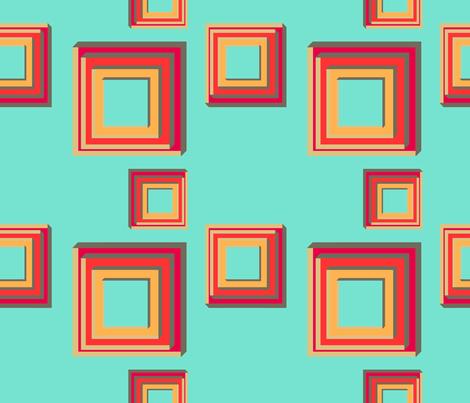 Geometric sample2 fabric by joanmclemore on Spoonflower - custom fabric