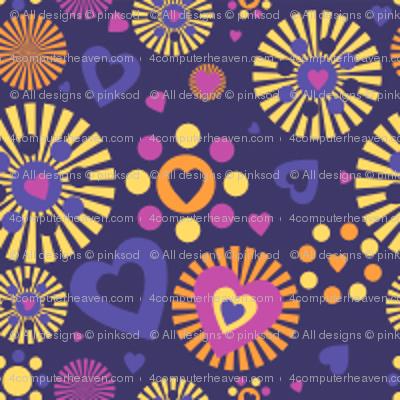 Love Explosion! - © PinkSodaPop 4ComputerHeaven.com