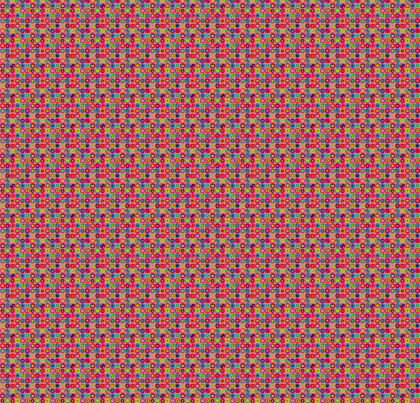 Three Ring Circus 2 fabric by eskimokissez on Spoonflower - custom fabric