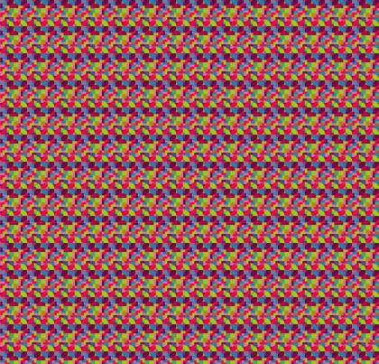 Three Ring Circus 3 fabric by eskimokissez on Spoonflower - custom fabric