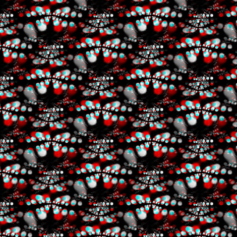 Spot (sideways) fabric by kruze on Spoonflower - custom fabric