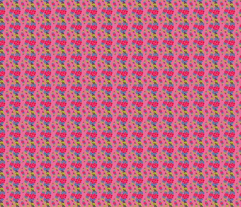 Three Ring Circus 4 fabric by eskimokissez on Spoonflower - custom fabric