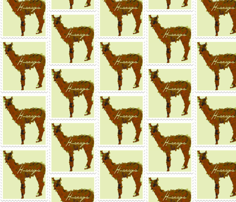 Alpaca Abstract fabric by alpaca_lady on Spoonflower - custom fabric