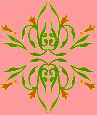 Sherbert Floral