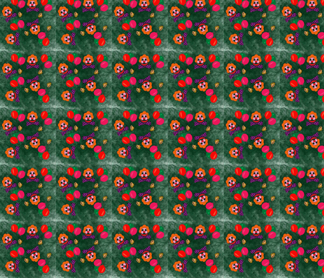 Clowns fabric by snooky on Spoonflower - custom fabric