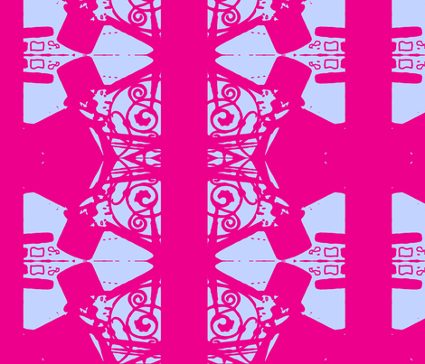 Collection Hans Christian Andersen fabric by _vandecraats on Spoonflower - custom fabric