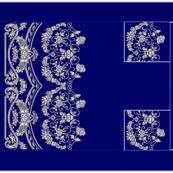 6 piece Silver Mod Relic Apron