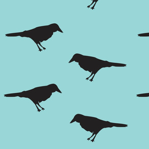 crow_fabric_blue