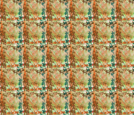 Tiny_Vines fabric by snooky on Spoonflower - custom fabric