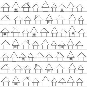 Houses in my Neighborhood