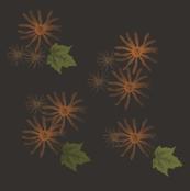 OrangeandBrownFlowers