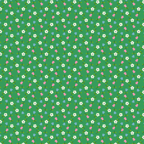Ebba A fabric by helena on Spoonflower - custom fabric