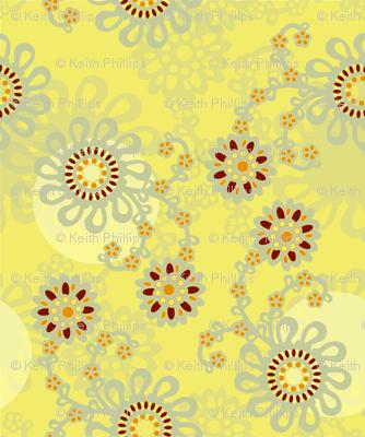Flat Flower