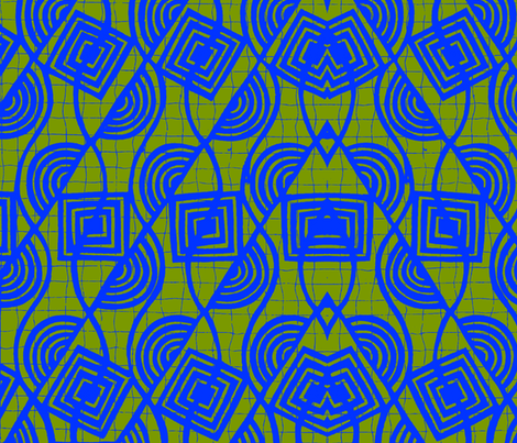 Geometrics fabric by paulamarie on Spoonflower - custom fabric