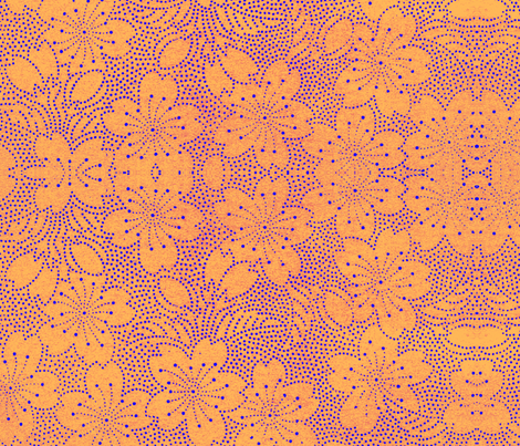 Floral 1 fabric by paulamarie on Spoonflower - custom fabric