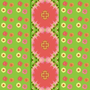 zinnias_and_mirrored_zinnia_border_Picnik_collage-ch-ch