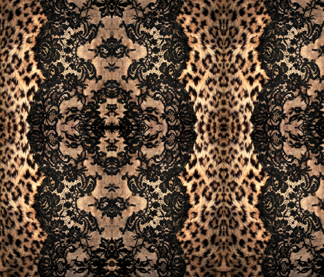 Kat black fabric by paragonstudios on Spoonflower - custom fabric