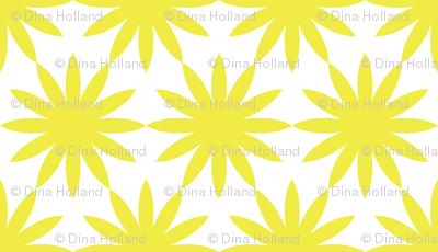 Starburst-Yellow