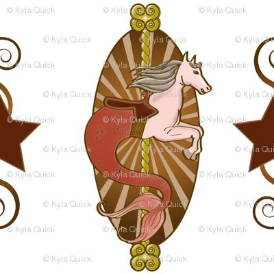 Carousel Seahorse By Evan & Kyla