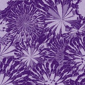 Violet Gem Petals