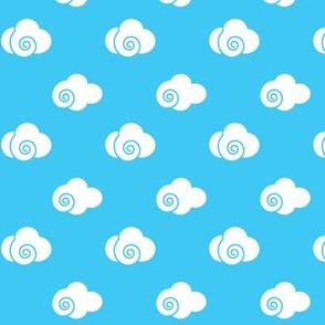 Tibetan Clouds