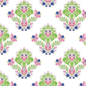 Victoria's Damask