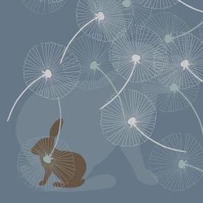 Dandelion_Bunny_dark_blue