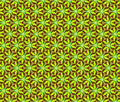 Vilda G fabric by helena on Spoonflower - custom fabric