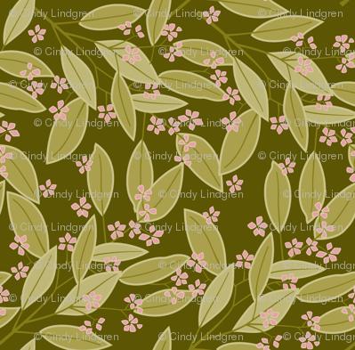 eucalyptus,olive