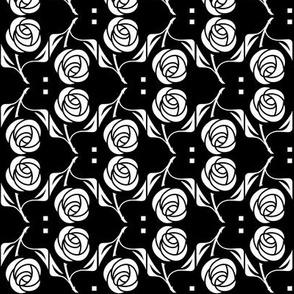 rose B&W med
