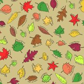 Rrr0_kawaii_leaves-taupe_shop_thumb