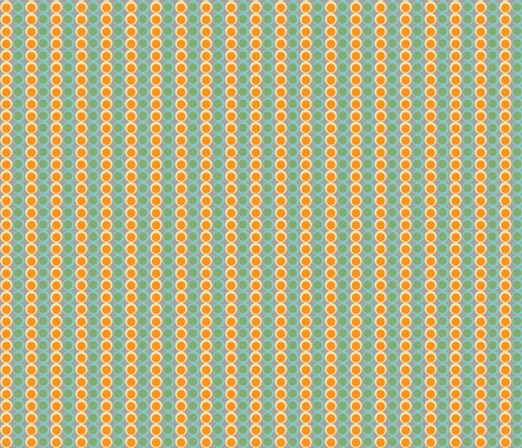 AqGnOrCrmDotzGrey fabric by veryhappychair on Spoonflower - custom fabric