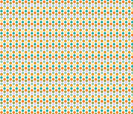 Buttons fabric by srbracelin on Spoonflower - custom fabric