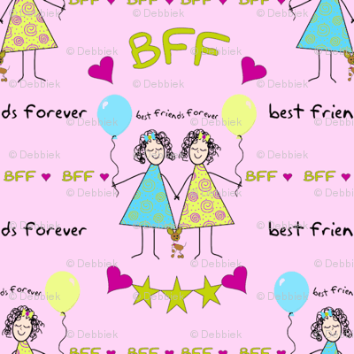 BFF Stickies