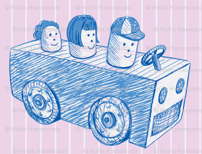 cartoon_car-pink_blue-ch