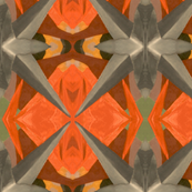 Kaleidoscope Cranes