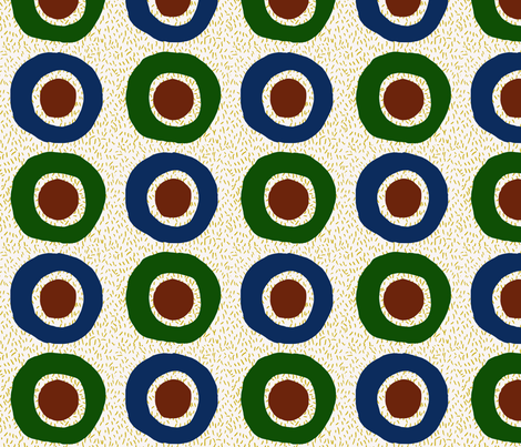 African fabric by alicia_vance on Spoonflower - custom fabric