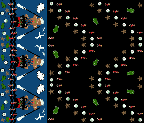 A Good Ship fabric by paragonstudios on Spoonflower - custom fabric
