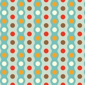 Fall dots