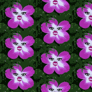 Kawaii flower