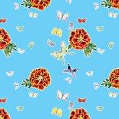 Rmoths_and_marigold_pattern_-_cyan50_shop_thumb