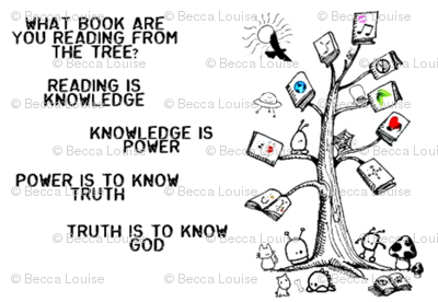 What book Are you (book tree)