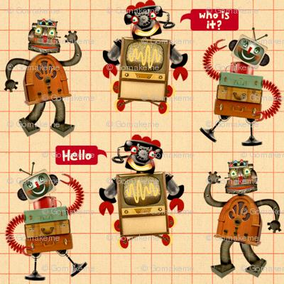 Rascally Robots
